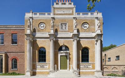 Soane's architecture is restored   Metropolis